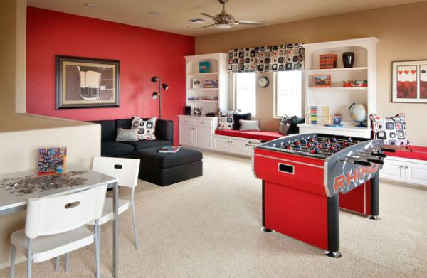 Best ideas about Family Game Room . Save or Pin Indulge Your Playful Spirit with These Game Room Ideas Now.