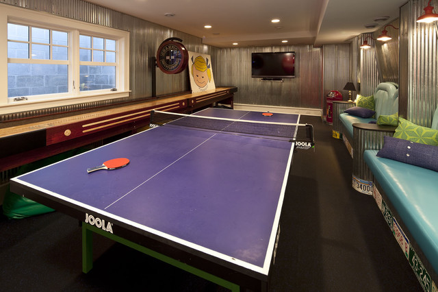 Best ideas about Family Game Room . Save or Pin Game room Traditional Family Room Minneapolis by Now.