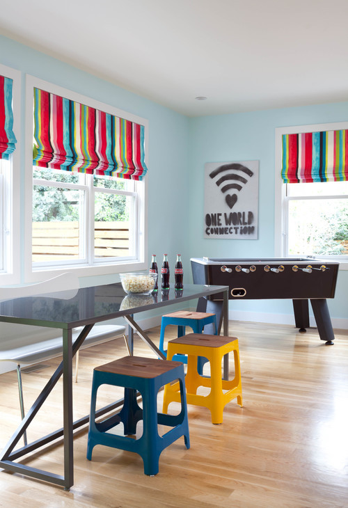 Best ideas about Family Game Room . Save or Pin 15 Fun Features for Family Rooms Now.