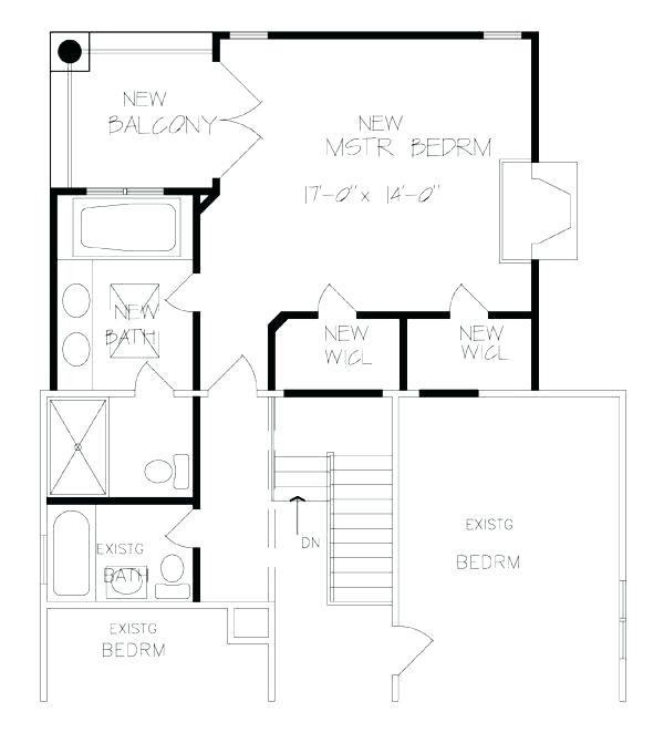 Best ideas about Family Room Addition Floor Plans . Save or Pin family room addition plans – evergreenmarket Now.