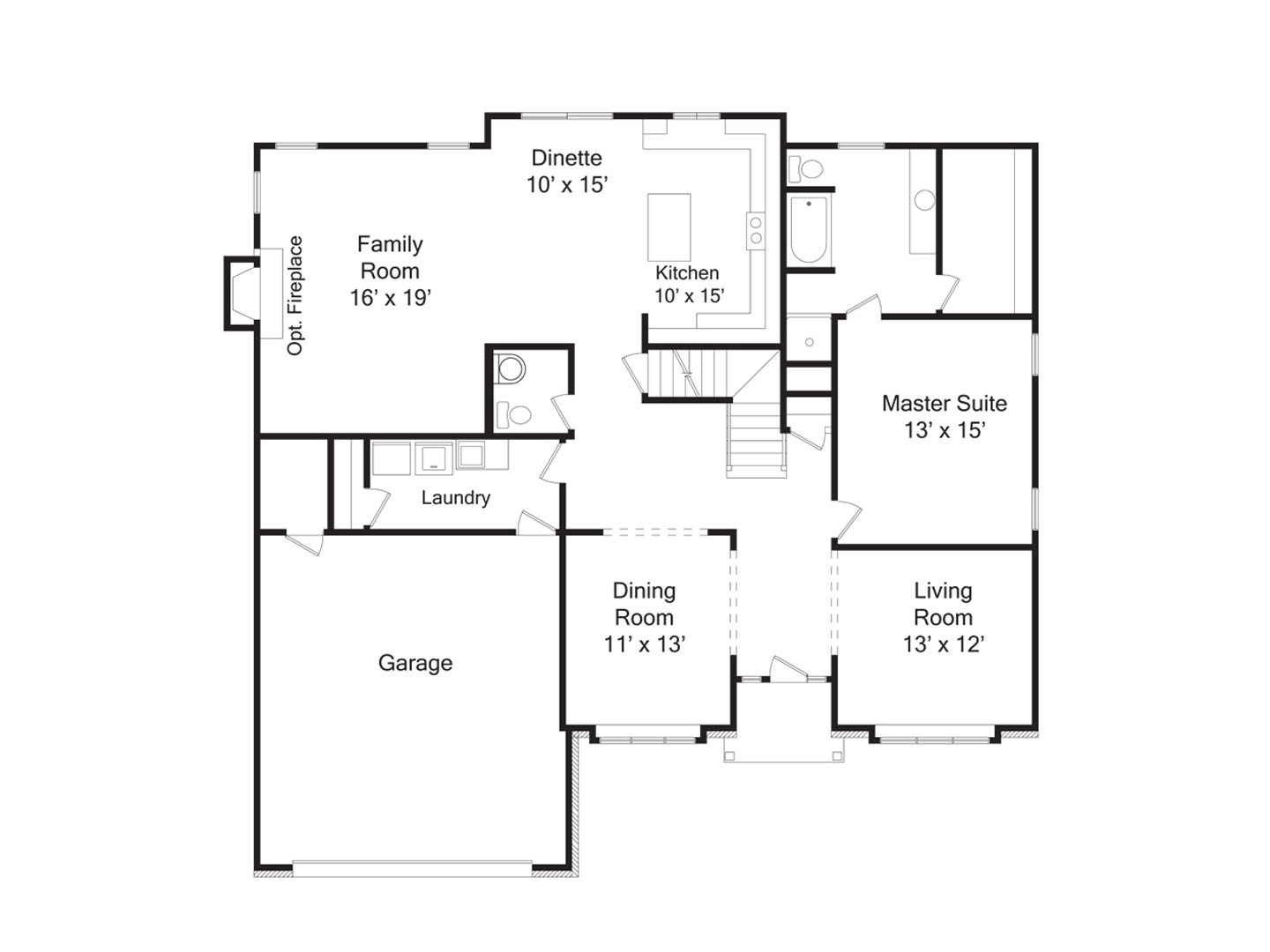 Best ideas about Family Room Addition Floor Plans . Save or Pin Family Room Addition Plans Room Addition Floor Plans e Now.