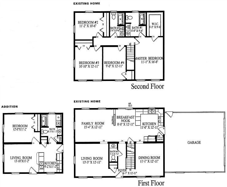 Best ideas about Family Room Addition Floor Plans . Save or Pin Advice on Modular Home Plans from The HomeStore Blog Now.