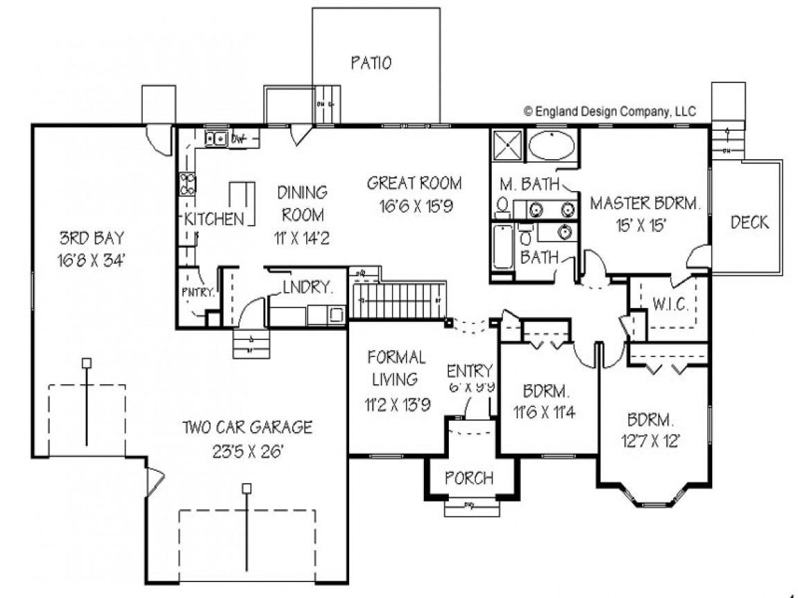 Best ideas about Family Room Addition Floor Plans . Save or Pin Family Room Addition Floor Plans Home Addition Plans for Now.