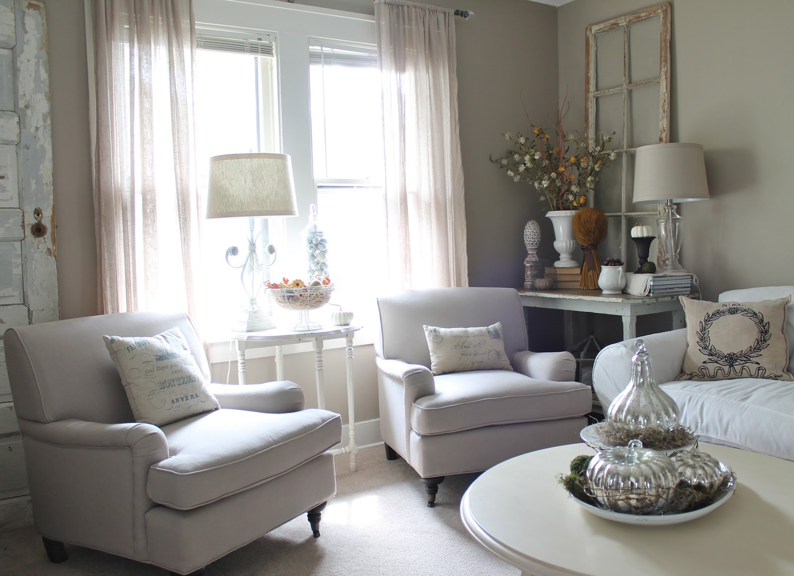 Best ideas about Family Room Chairs . Save or Pin 12th and White New Chairs for the Living Room Now.