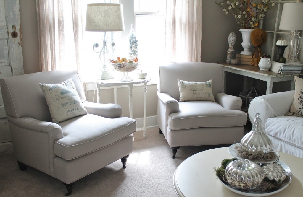 Best ideas about Family Room Chairs . Save or Pin Good fy Chairs For Small Spaces Now.