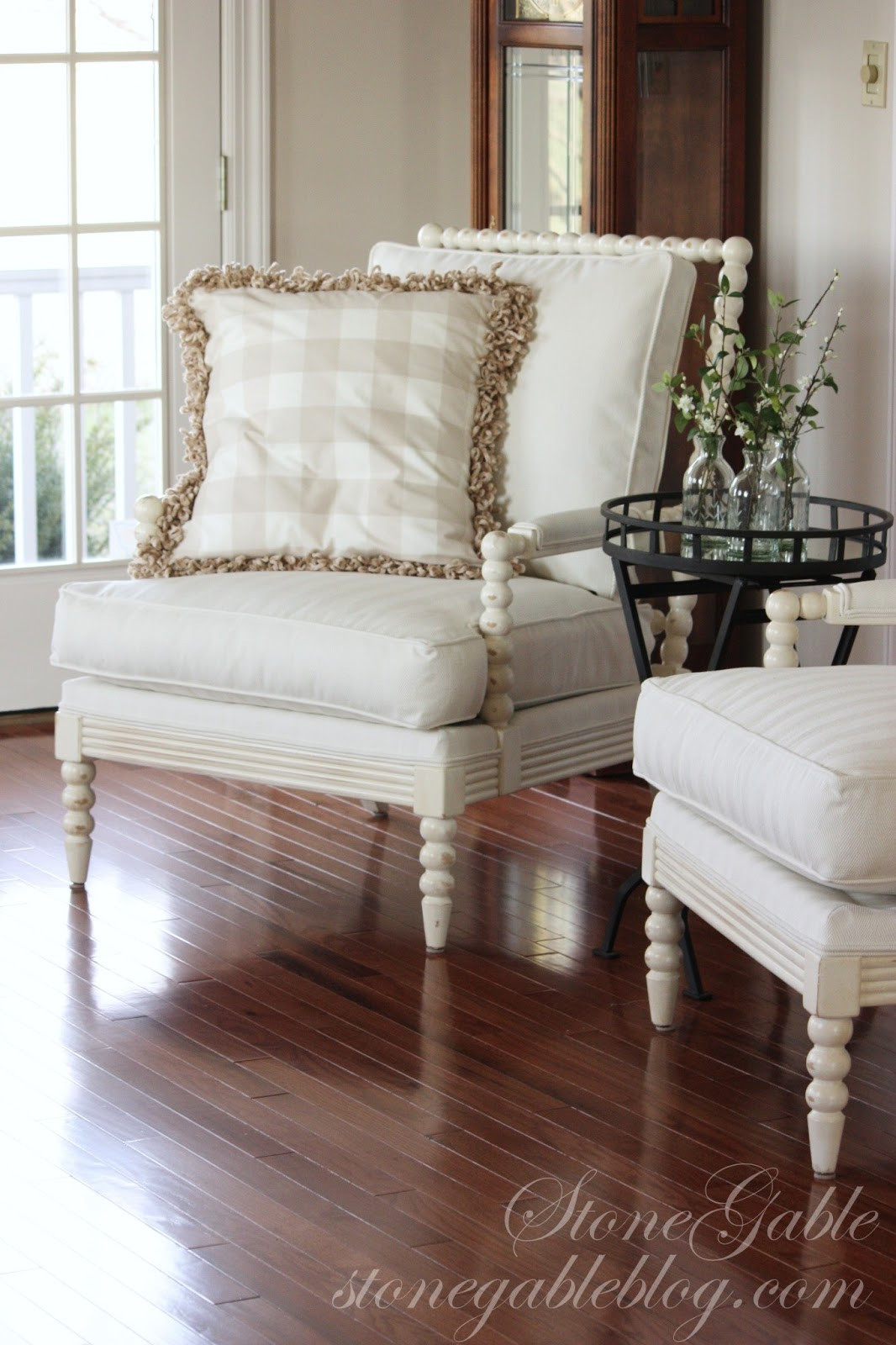 Best ideas about Family Room Chairs . Save or Pin NEW LIVING ROOM CHAIRS StoneGable Now.