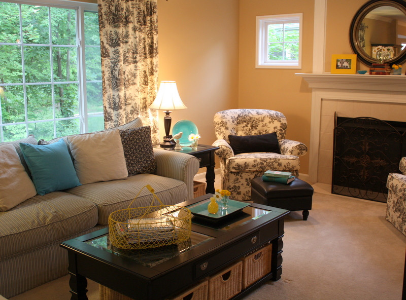 Best ideas about Family Room Couches . Save or Pin How I Furnished My Family Room on a Tight Bud Hooked Now.