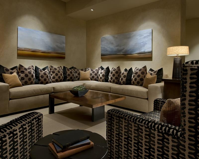 Best ideas about Family Room Design . Save or Pin 29 Inspirational Family Room Designs Now.