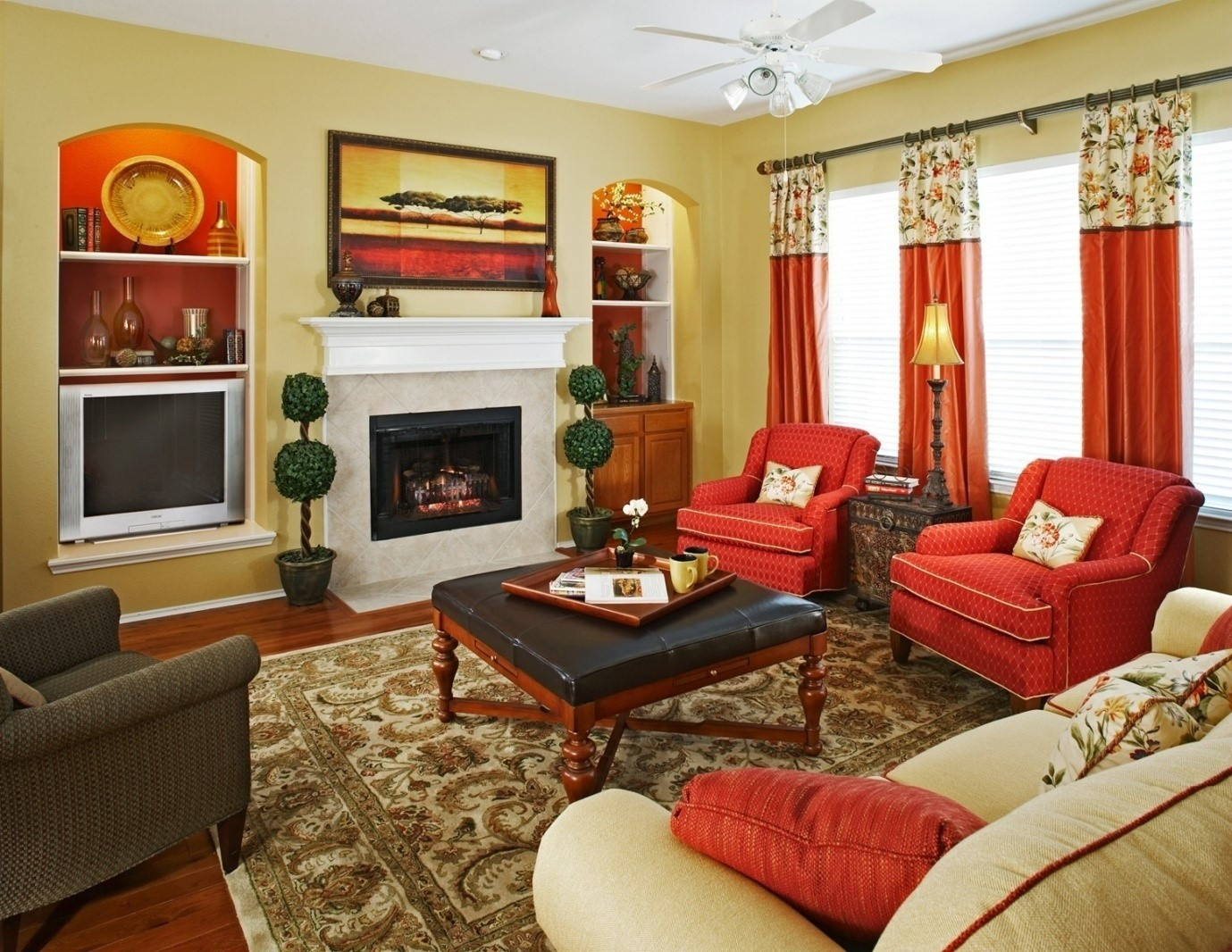 Best ideas about Family Room Design . Save or Pin Ideas To Organise Living Room New Year by Homearena Now.