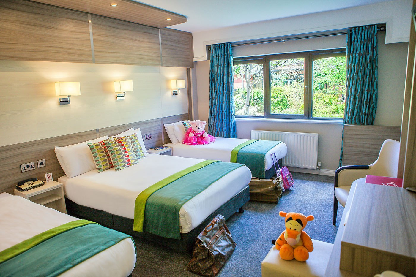Best ideas about Family Room Hotel . Save or Pin Family Rooms in Killarney from €139 The Gleneagle Hotel Now.