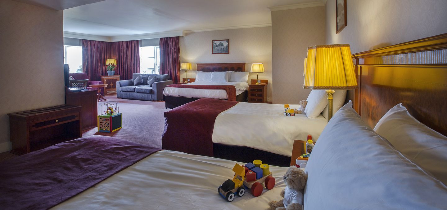 Best ideas about Family Room Hotel . Save or Pin Best Family Friendly Hotels Ireland Now.
