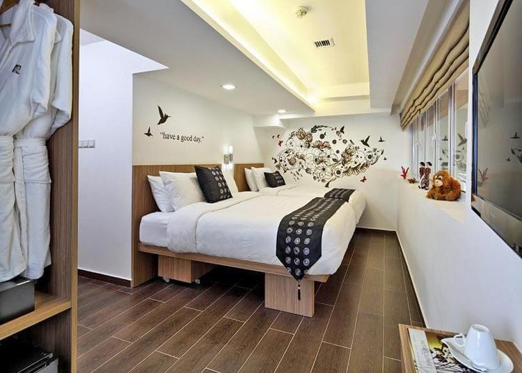 Best ideas about Family Room Hotel Singapore . Save or Pin Hotel Clover The Arts Clarke Quay Singapore Now.