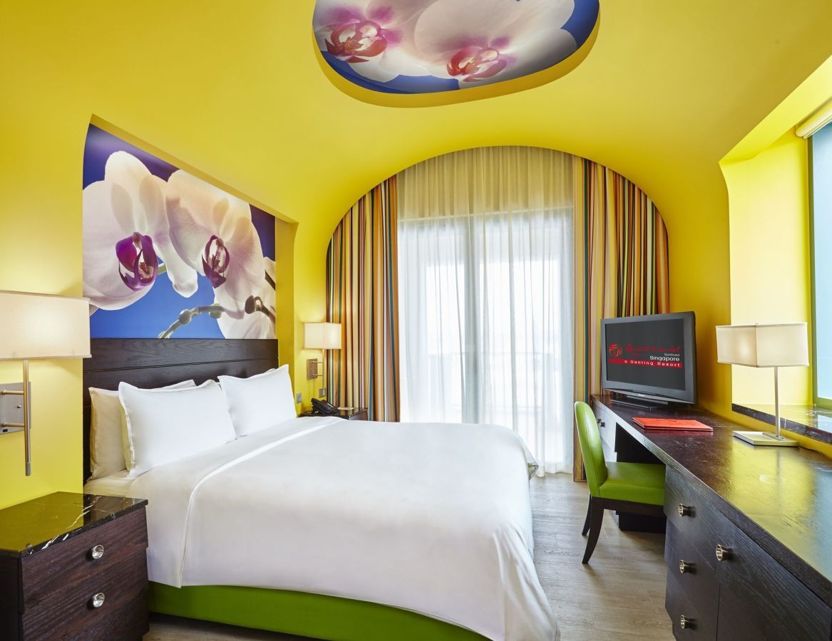 Best ideas about Family Room Hotel Singapore . Save or Pin AMOMA Resorts World Sentosa Festive Hotel Now.
