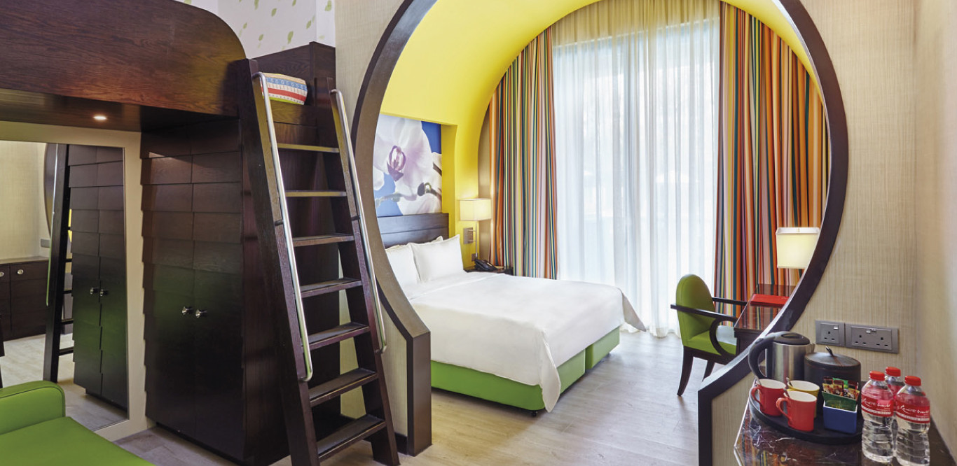 Best ideas about Family Room Hotel Singapore . Save or Pin Deluxe Family Room Festive Hotel™ Resorts World Now.