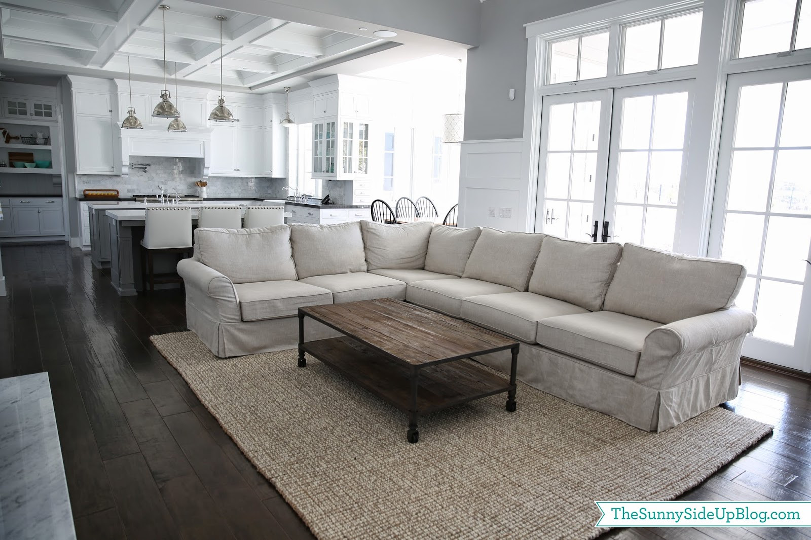 Best ideas about Family Room Rugs . Save or Pin Family Room Decor Update The Sunny Side Up Blog Now.