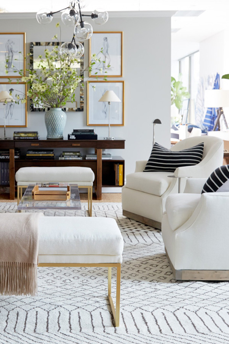 Best ideas about Family Room Rugs . Save or Pin fortable Swivel Chairs of Every Style and Price Room Now.