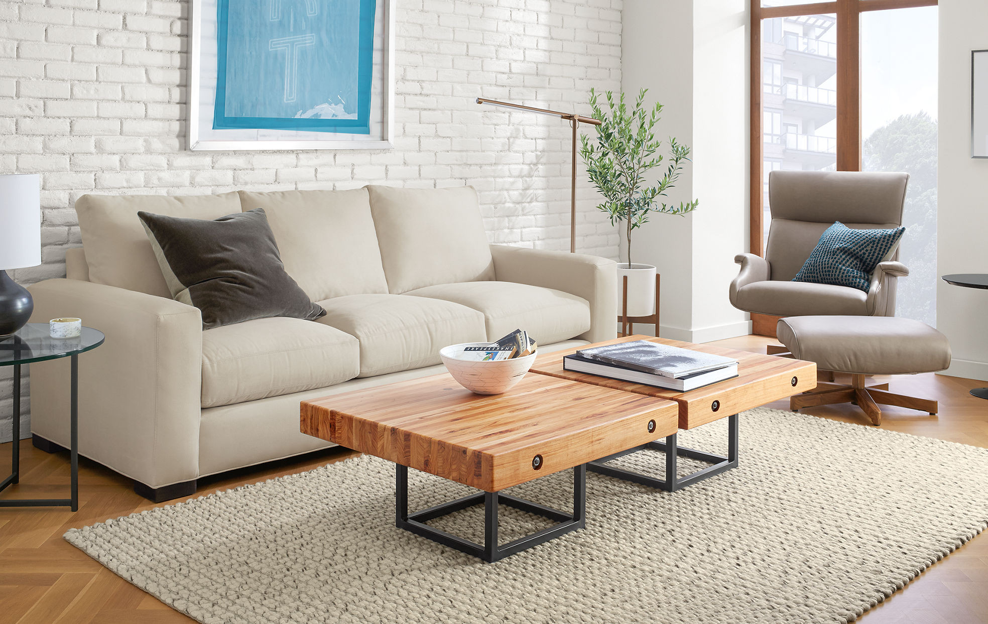 Best ideas about Family Room Rugs . Save or Pin Modern Rugs Rugs Room & Board Now.
