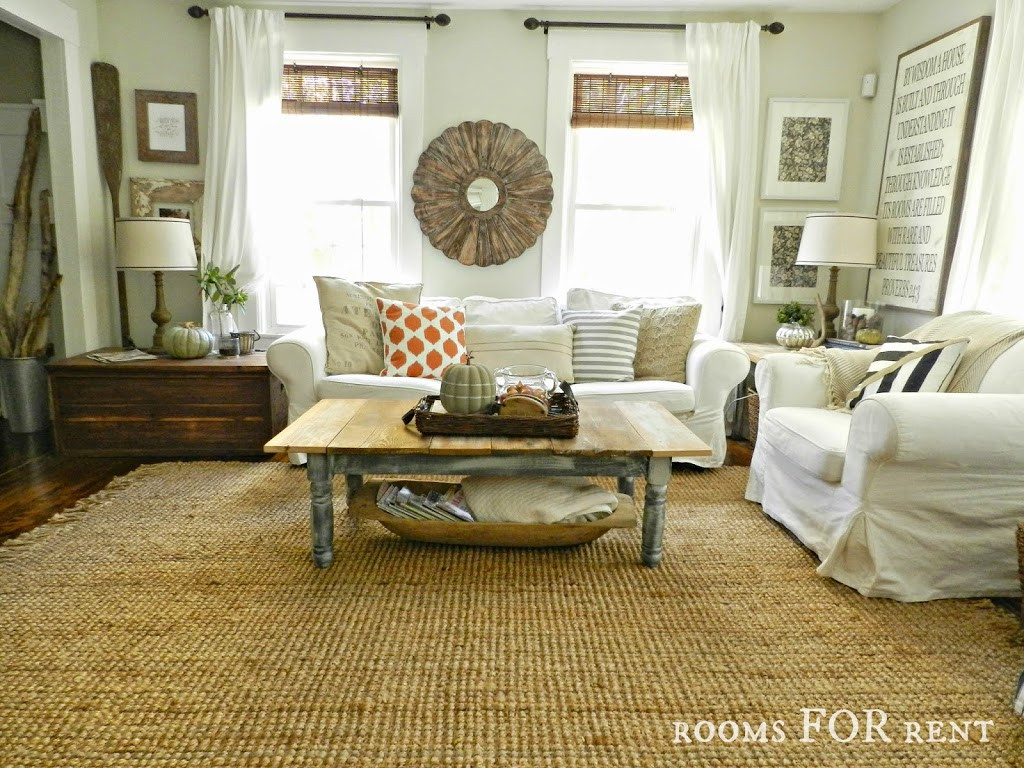 Best ideas about Family Room Rugs . Save or Pin New Rug in the Living Room Rooms For Rent blog Now.