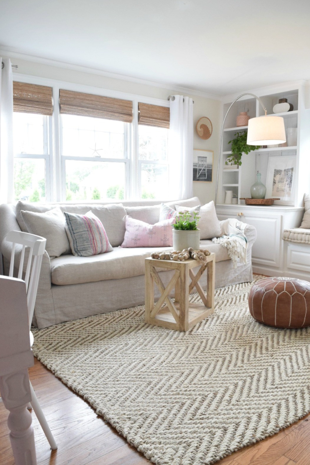 Best ideas about Family Room Rugs . Save or Pin Jute Rug Review in Our Living Room Nesting With Grace Now.