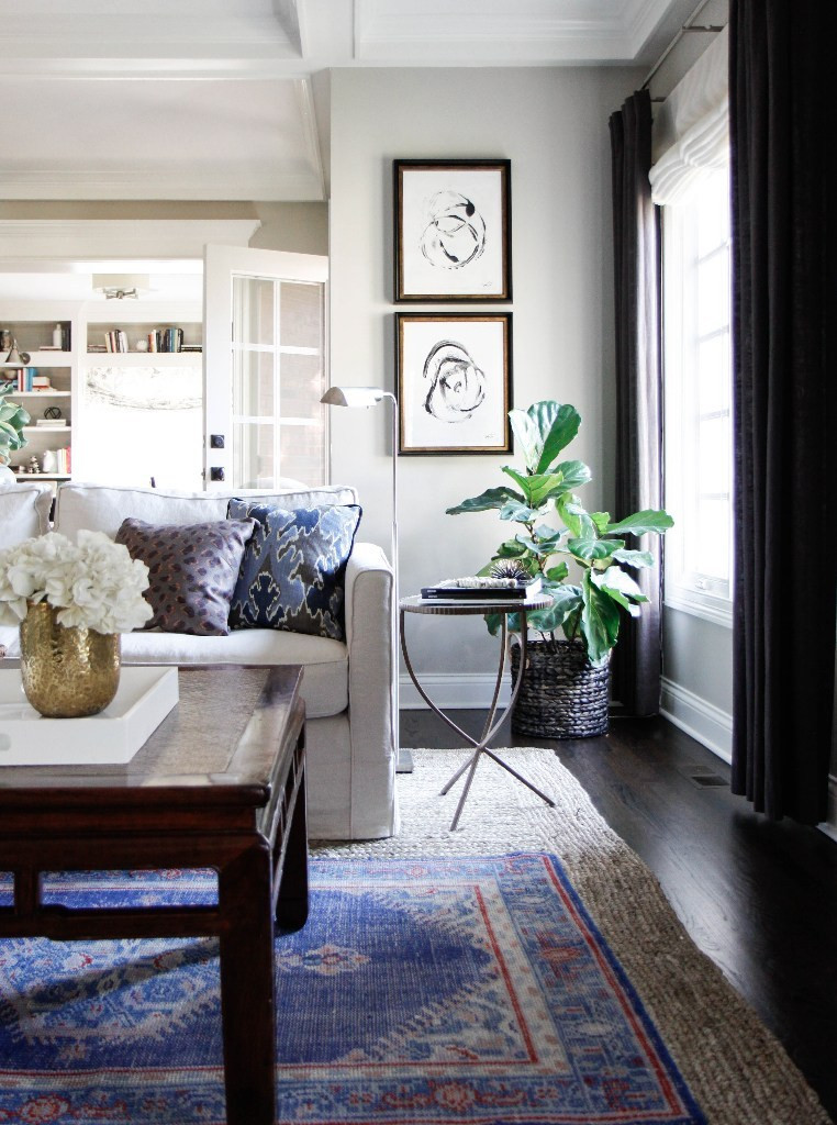 Best ideas about Family Room Rugs . Save or Pin Natural Fiber Rugs Park and Oak Interior Design Now.