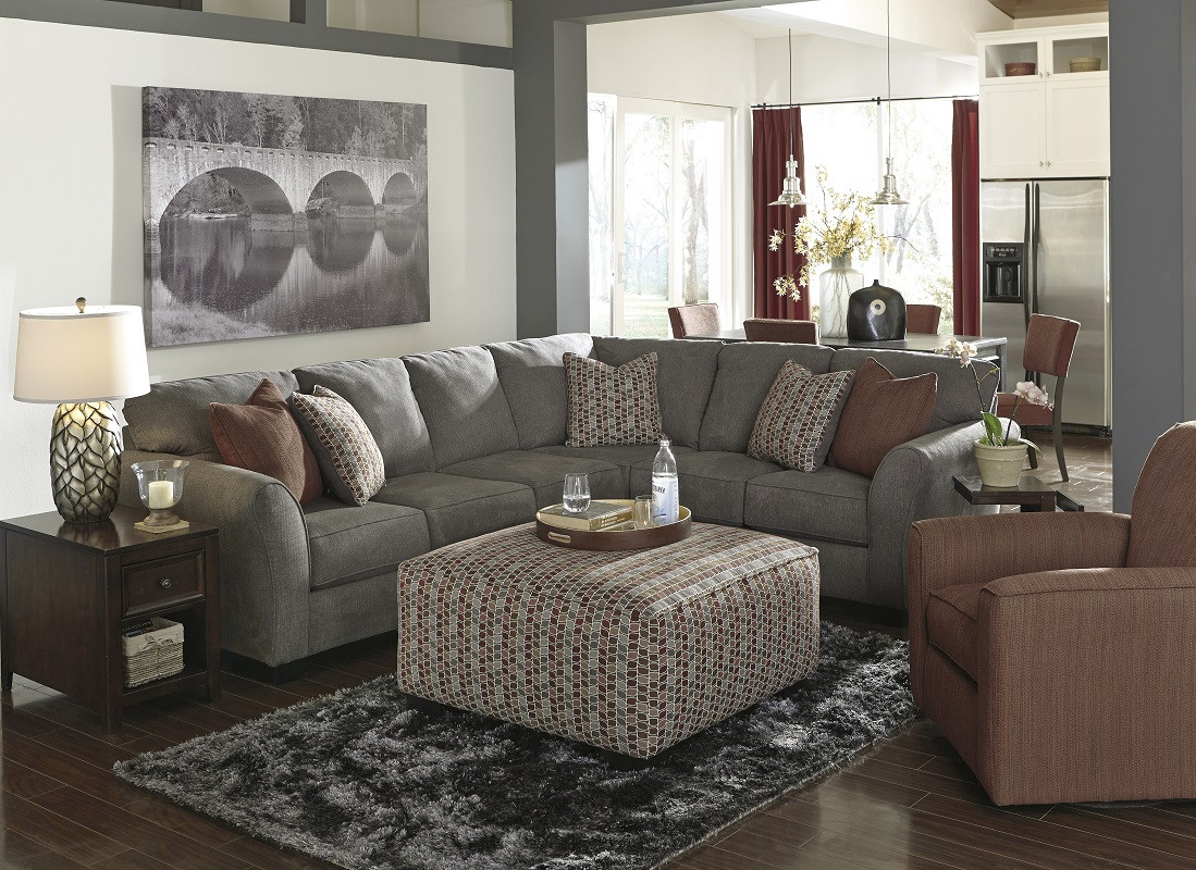 Best ideas about Family Room Sectionals . Save or Pin Sectionals Upholstered Furniture Decor Showroom Now.