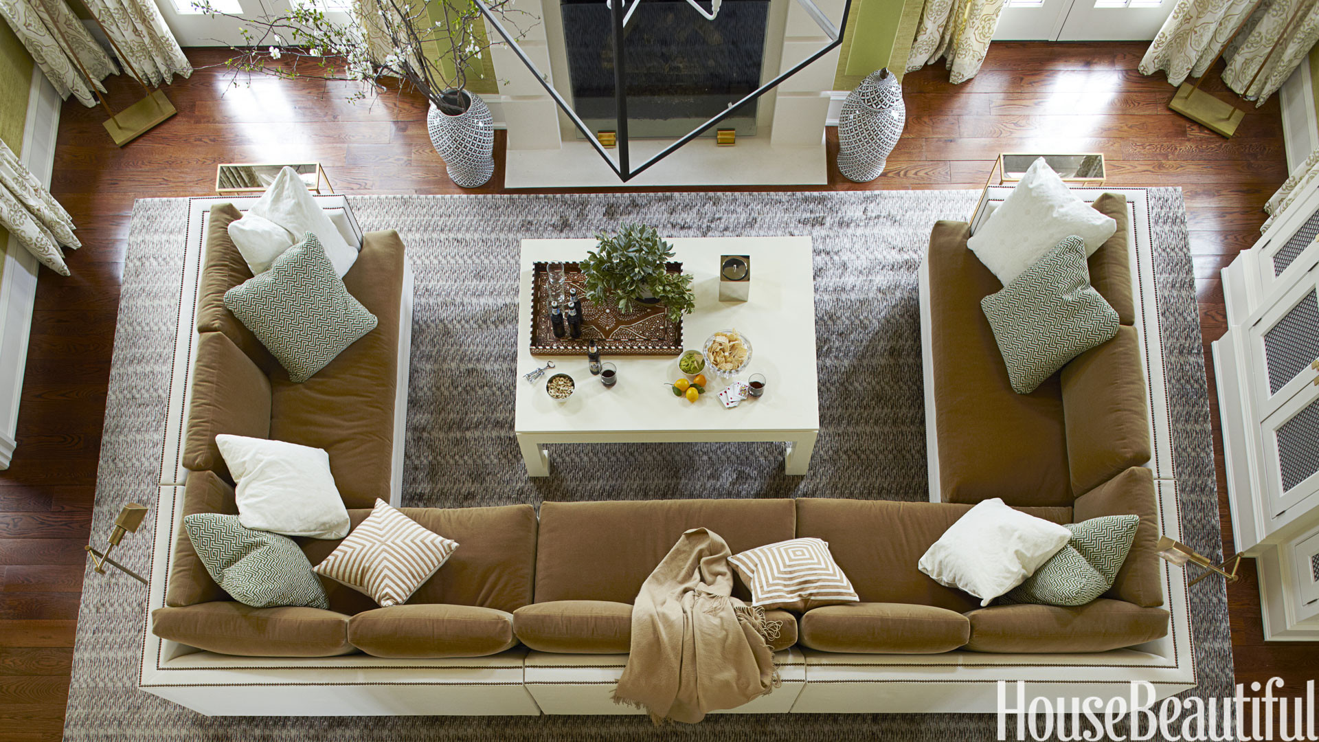 Best ideas about Family Room Sectionals . Save or Pin Family Room Ideas Beautiful Family Rooms Now.