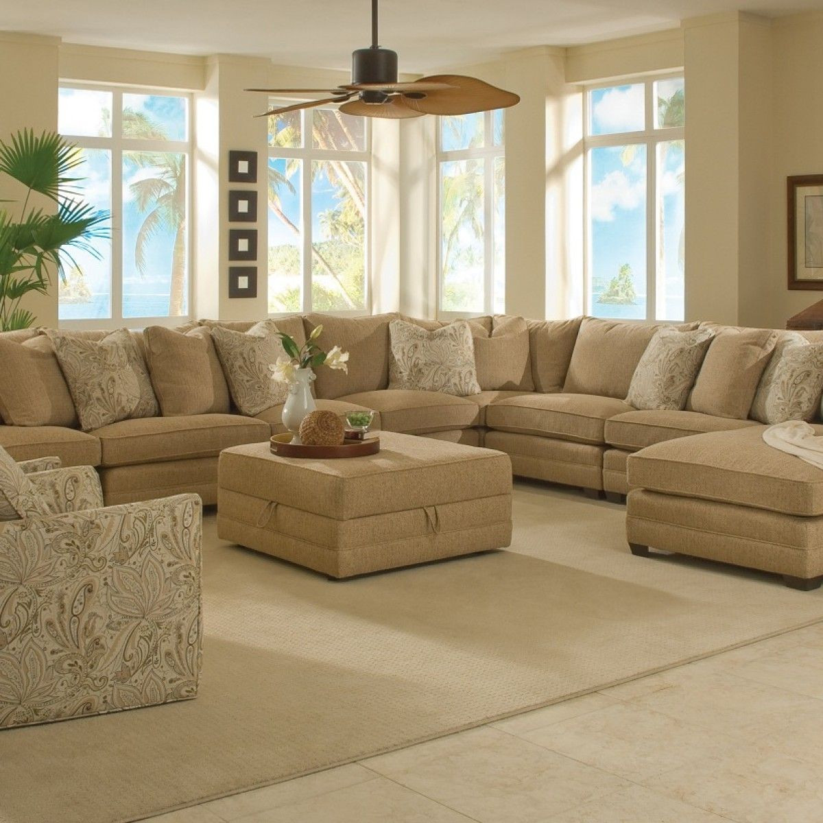 Best ideas about Family Room Sectionals . Save or Pin Magnificent Sectional Sofas Now.