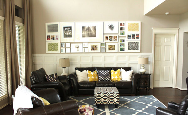Best ideas about Family Room Wall Decorations . Save or Pin 15 Living Room Wall Decor for Added Interior Beauty Now.