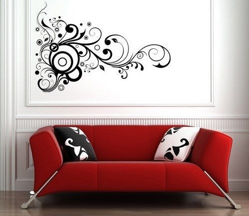 Best ideas about Family Room Wall Decorations . Save or Pin Vinilos Decorativos Para el Living Now.