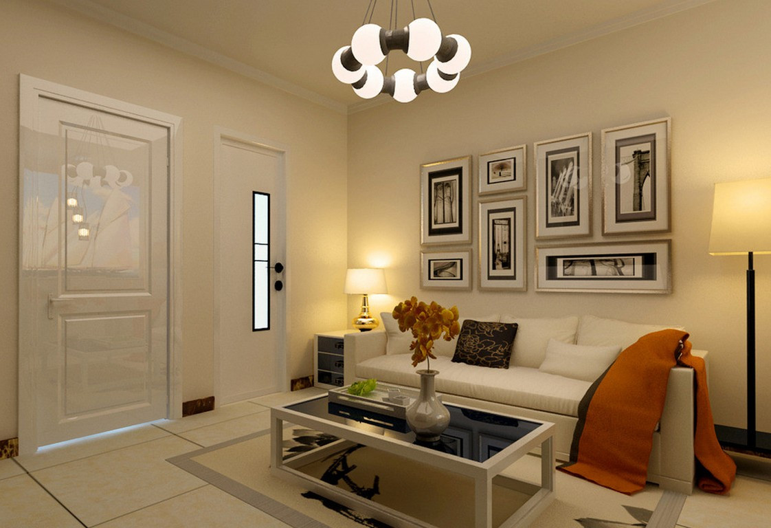 Best ideas about Family Room Wall Decorations . Save or Pin Tips on Decorating a Living Room for Better Look MidCityEast Now.
