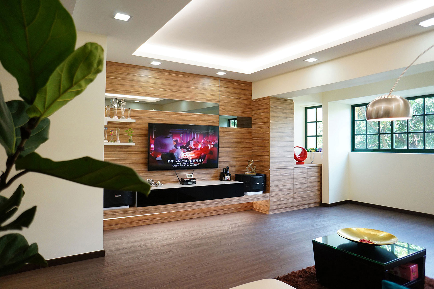 Best ideas about Family Room Wall Decorations . Save or Pin Eco Friendly Flooring The Future of Space Decoration Now.