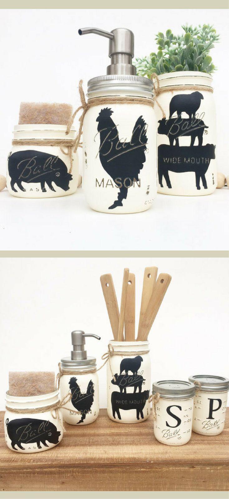 Best ideas about Farm Animal Kitchen Decor . Save or Pin Best 25 Pig kitchen decor ideas on Pinterest Now.