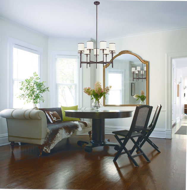 Best ideas about Farmhouse Dining Room Lighting . Save or Pin Hudson Valley 629 OB Aberdeen Old Bronze 9 Light Now.