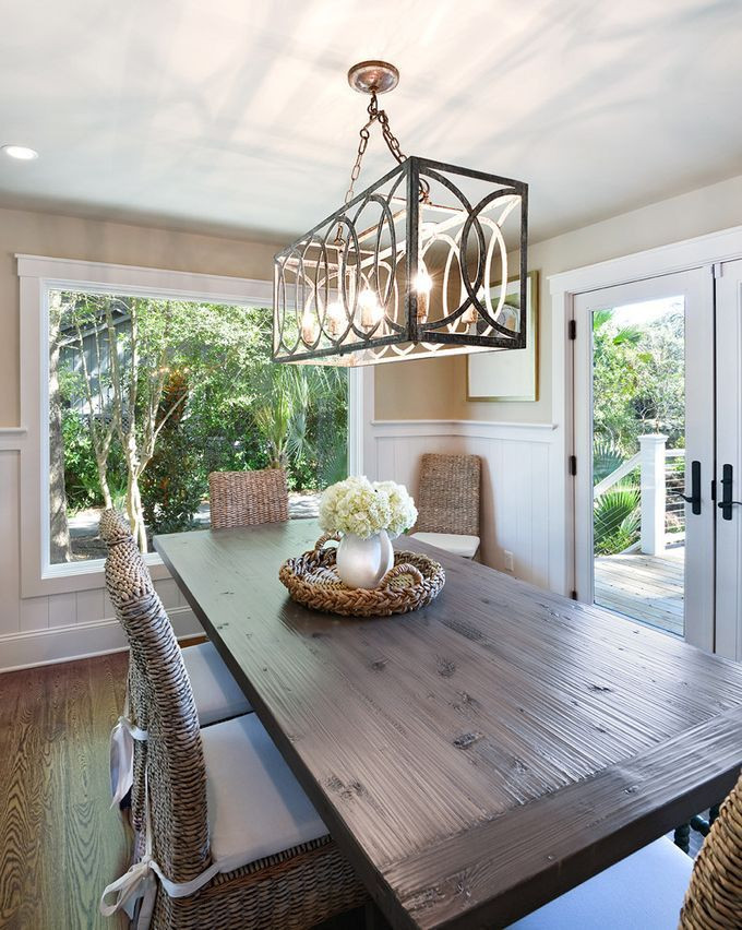 Best ideas about Farmhouse Dining Room Lighting . Save or Pin Best 25 Farmhouse chandelier ideas on Pinterest Now.