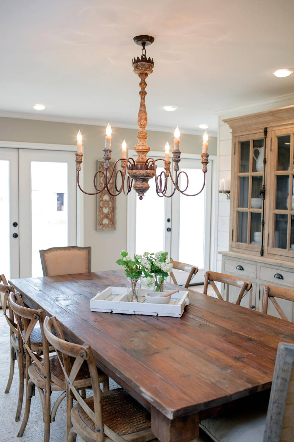 Best ideas about Farmhouse Dining Room Lighting . Save or Pin 36 Best Farmhouse Lighting Ideas and Designs for 2019 Now.