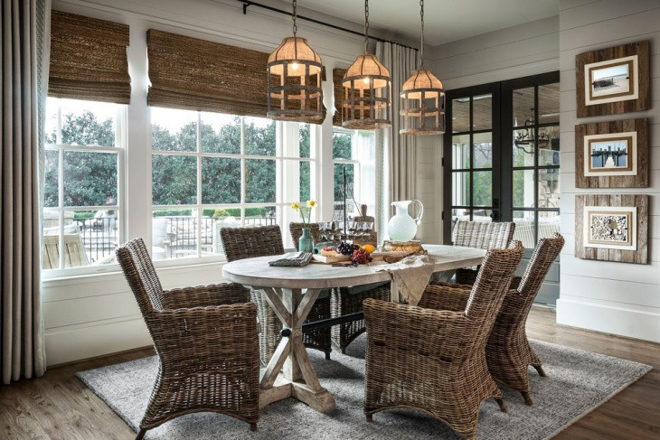 Best ideas about Farmhouse Dining Room Lighting . Save or Pin 20 Dining Room Lighting Designs Ideas Now.