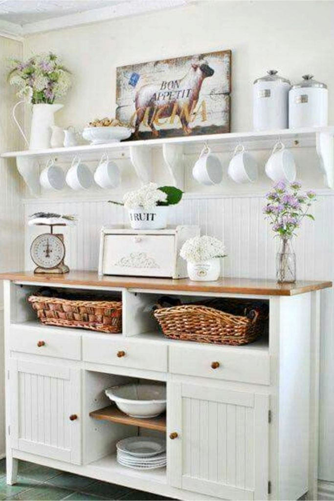 Best ideas about Farmhouse Kitchen Decor Ideas . Save or Pin Farmhouse Kitchen Ideas on a Bud PICTURES for May 2019 Now.