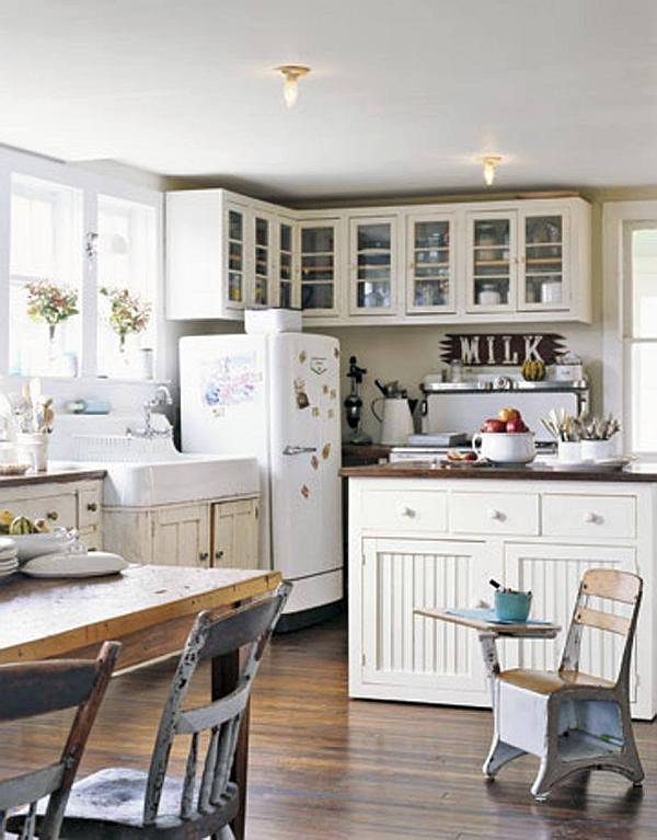 Best ideas about Farmhouse Kitchen Decor Ideas . Save or Pin Decorating with a Vintage Farmhouse Inspiration Now.