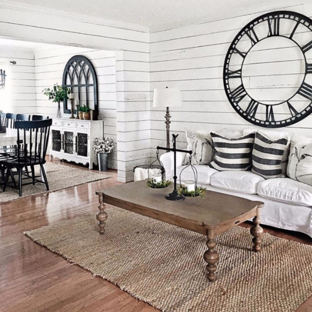 Best ideas about Farmhouse Living Room Ideas . Save or Pin Farmhouse Living Rooms • Modern Farmhouse Living Room Now.