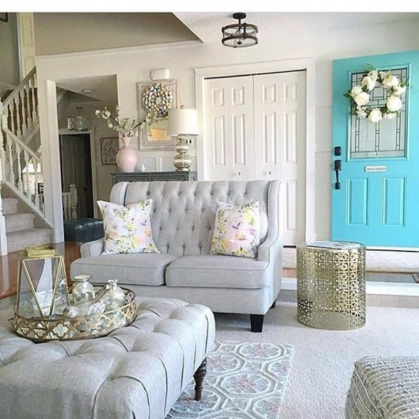 Best ideas about Farmhouse Style Living Room Furniture . Save or Pin 100 Charming Farmhouse Living Room Ideas to Try at Home Now.