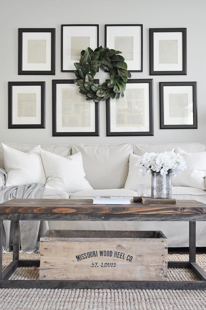 Best ideas about Farmhouse Style Living Room Furniture . Save or Pin Best 25 Farmhouse family rooms ideas on Pinterest Now.