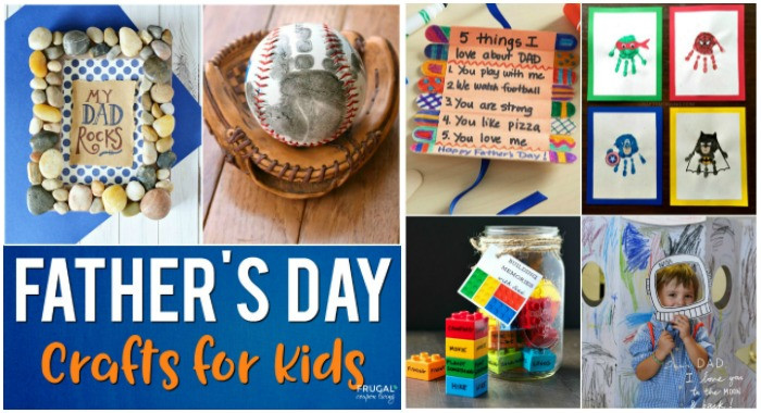 Best ideas about Father'S Day Craft Ideas For Kids . Save or Pin Father s Day Crafts for Kids Preschool Elementary and More Now.
