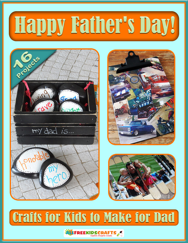 Best ideas about Father'S Day Craft Ideas For Kids . Save or Pin Happy Father s Day Crafts for Kids to Make for Dad Now.