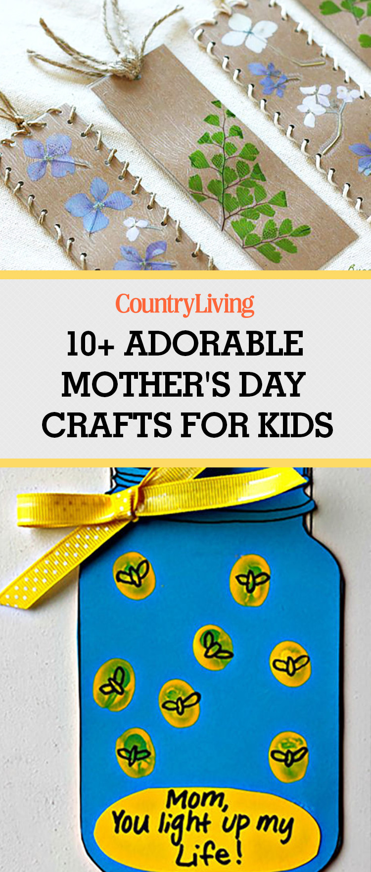 Best ideas about Father'S Day Craft Ideas For Kids . Save or Pin 10 Cute Mother s Day Crafts for Kids Preschool Mothers Now.