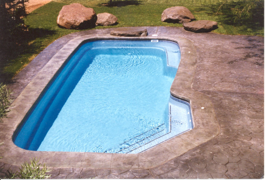 Best ideas about Fiberglass Pool Kits DIY . Save or Pin Easy Diy Inground Pool Now.