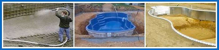 Best ideas about Fiberglass Pool Kits DIY . Save or Pin DIY Inground Pools Concrete Fiberglass or Vinyl Now.