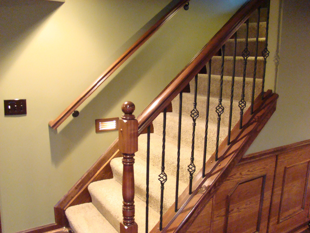Best ideas about Finished Basement Stairs . Save or Pin The Finished Basement Gallery Now.