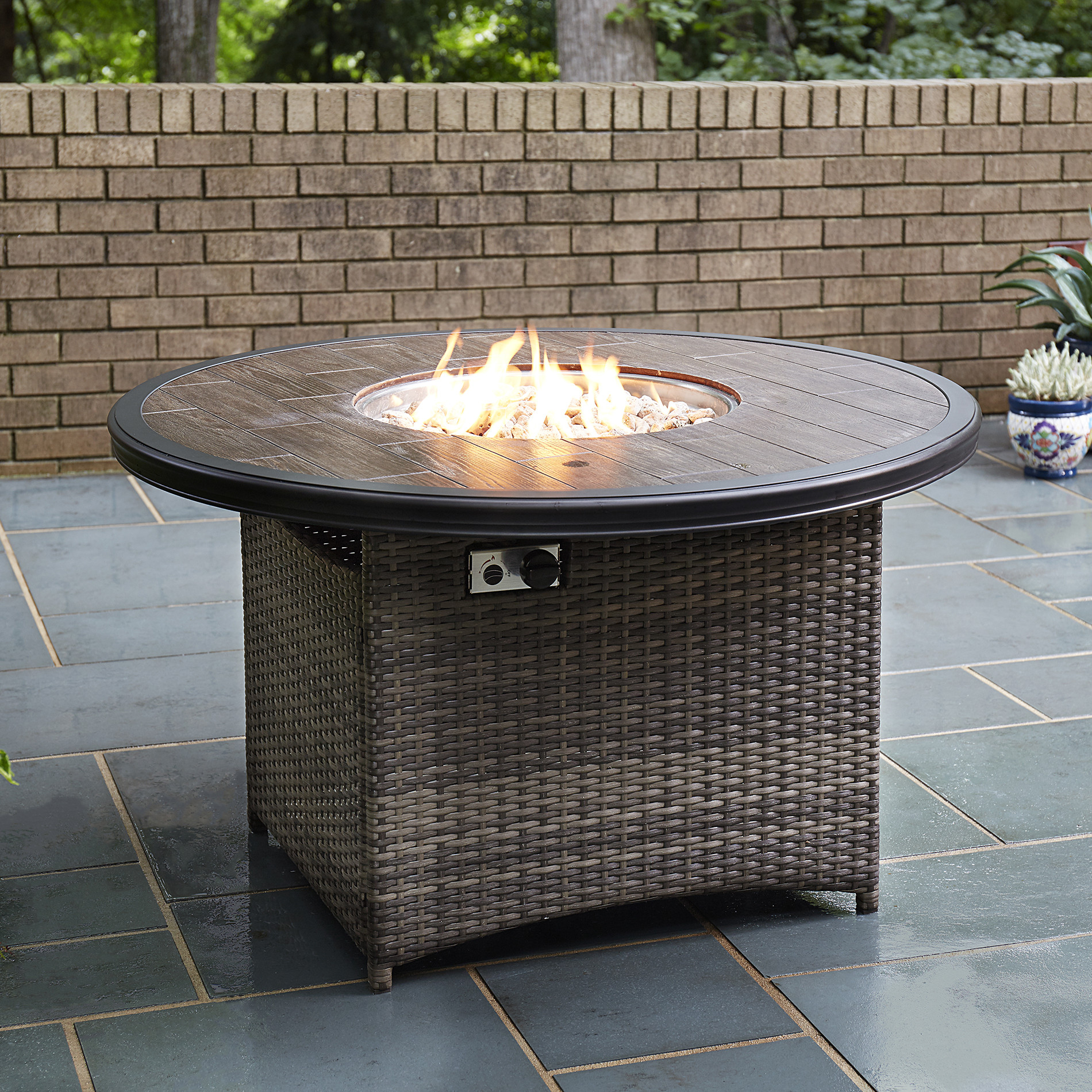 Best ideas about Fire Pit Dining Table . Save or Pin Grand Resort Monterey Fire Pit Dining Table Limited Now.