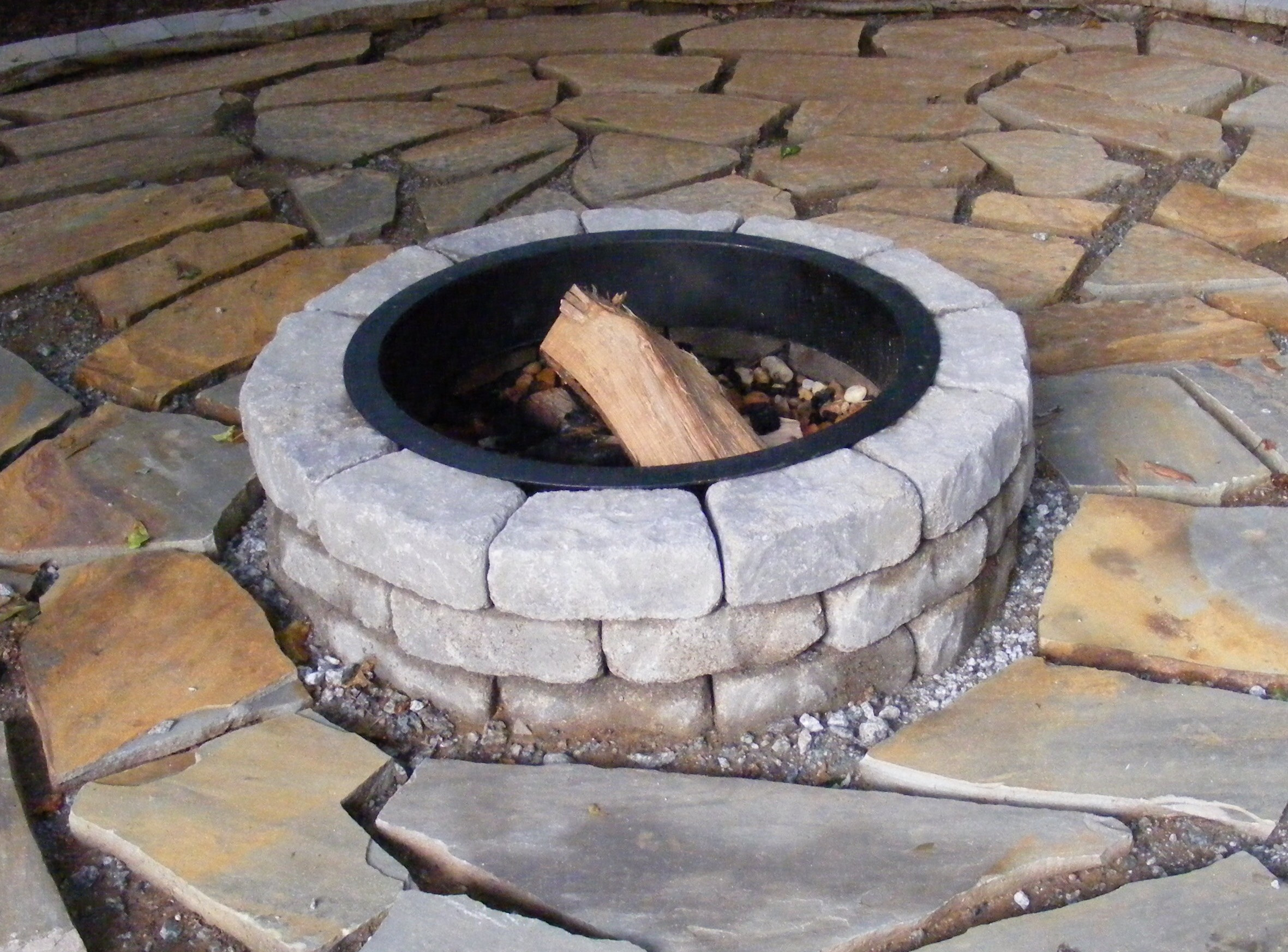 Best ideas about Fire Pits DIY . Save or Pin DIY Fire Pit Now.