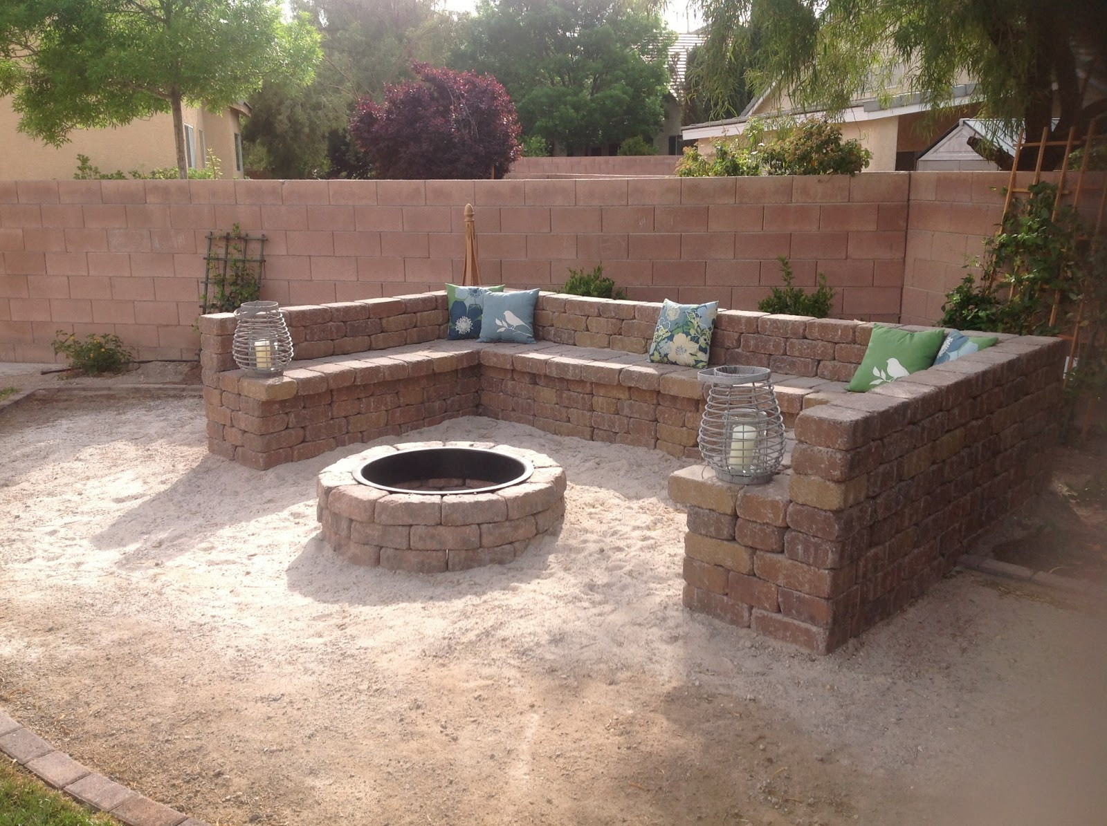 Best ideas about Fire Pits DIY . Save or Pin The Loveland9 My fire pit Now.